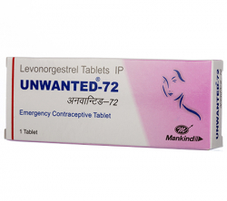 Unwanted-72 0.75 mg (1 pill)