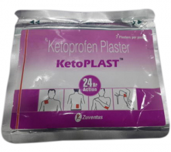 KetoPlast 20 mg (7 patches)