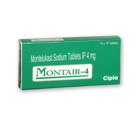 Montair 4 mg