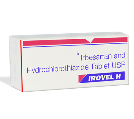 Irovel H 150 mg / 12.5 mg