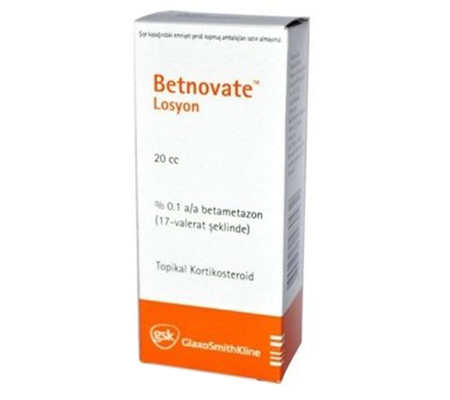 Betnovate Lotion 0.1%